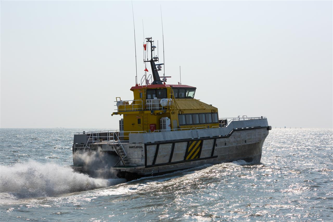 26m Windfarm Support Vessel Ng909