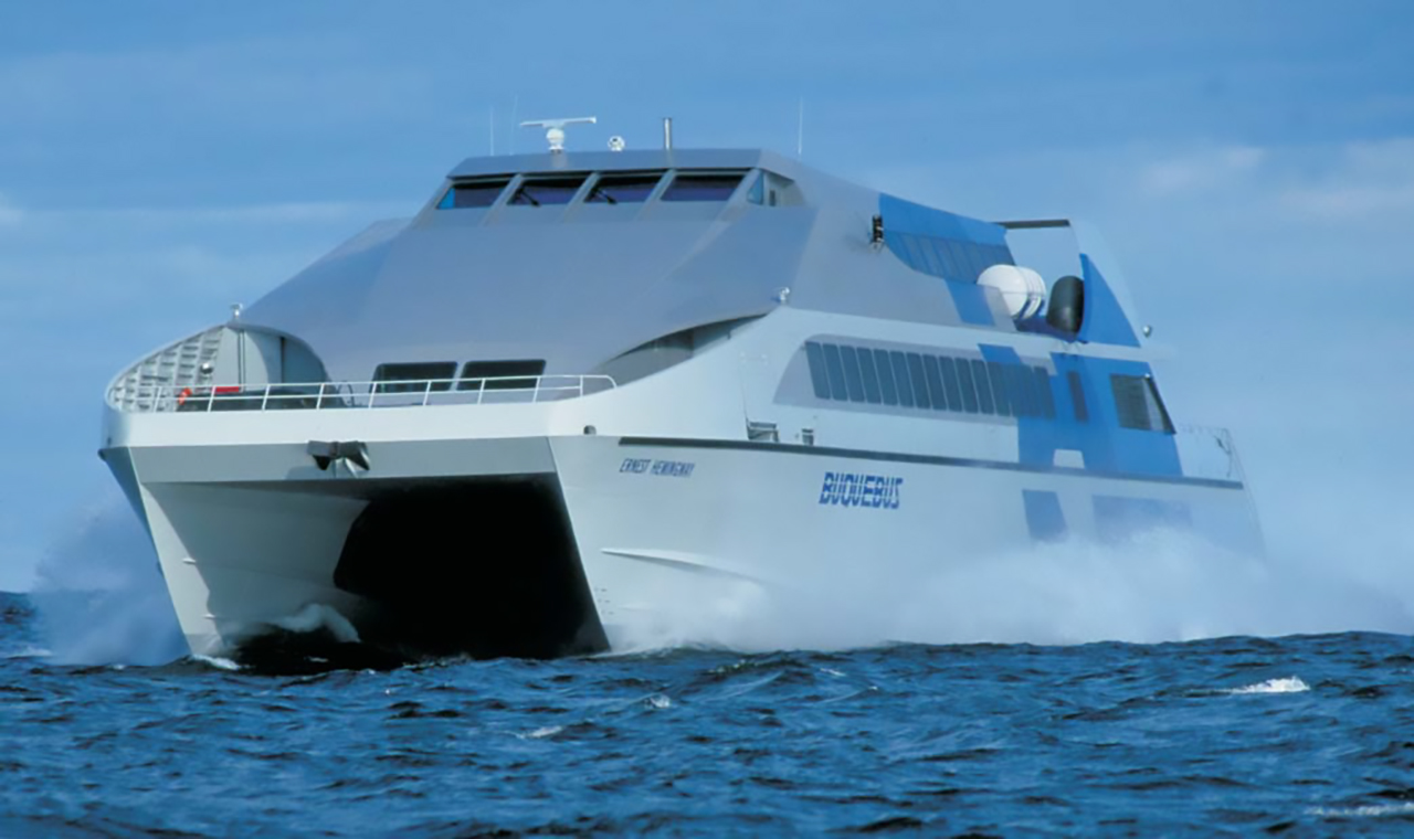 Buquebus High Speed Ferry Ng265