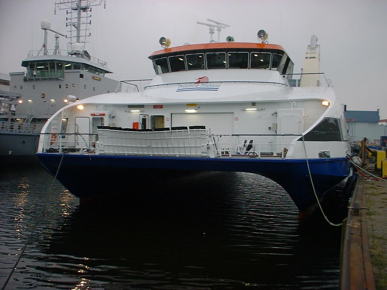 37m Swath Pax Ferry Ng409