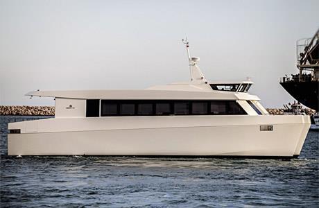 18m Qatar Luxury Ferry