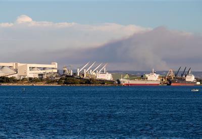 Bunbury Port Coal Export Berth Options Study