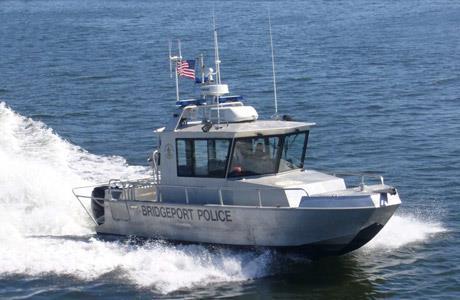 9m Patrol Boat