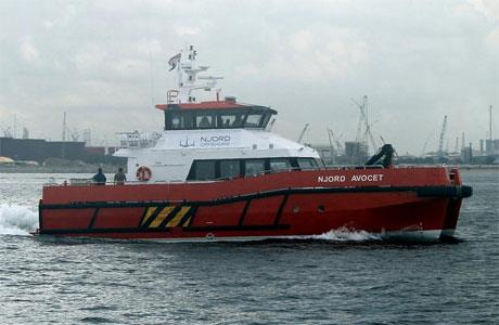 20m Windfarm Support Vessel