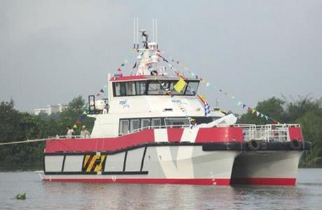 21m Windfarm Support Vessel