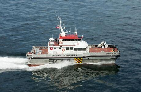 24m XSS Windfarm Support Vessel