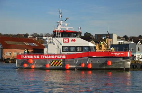 19m Windfarm Support Vessel
