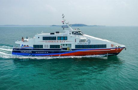 38m High Speed Pax Ferry