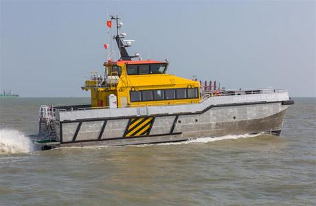 26m Windfarm Support Vessel