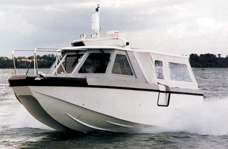 9m Water Taxi