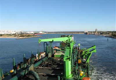 Bunbury and Port Hedland Maintenance Dredging
