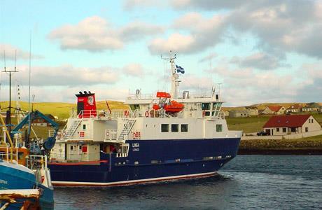 35m Ro-Ro Ferry