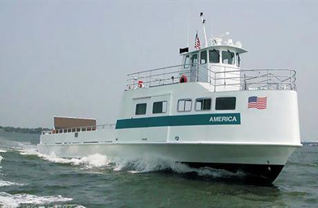 26m Cargo/Pax Vessel
