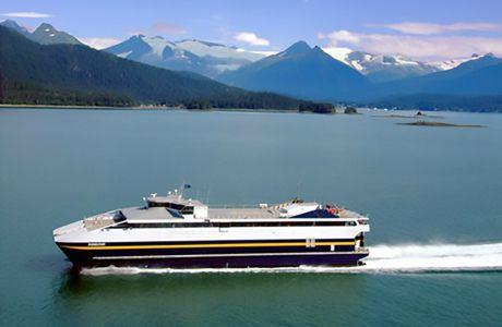 72m High Speed Ro-Pax Ferry
