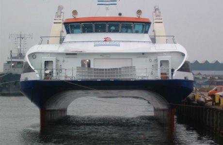 37m Swath Pax Ferry