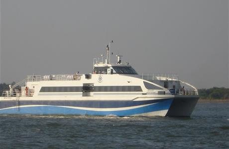 35m High Speed Pax Ferry