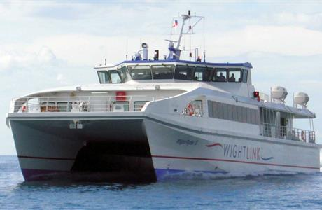 41m Medium Speed Pax Ferry