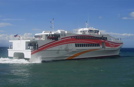 58m High Speed Ro-Pax Ferry