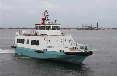 26m Crew Boat