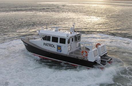 13m Patrol Boat