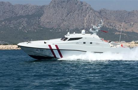 24m Patrol Boat
