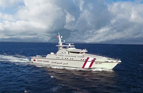 48m Patrol Boat