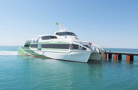 38m Passenger Ferry