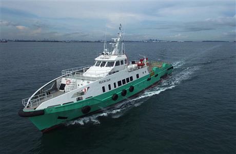 42m Crew Boat