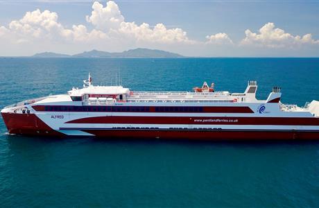 85m Passenger Ferry