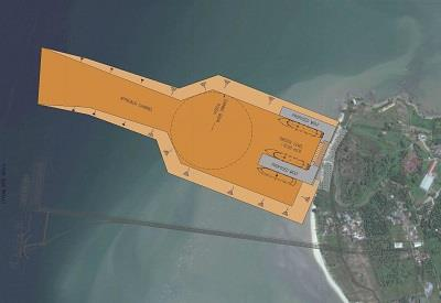 Concept Jetty Design for a Material Offloading Facility (MOLF)