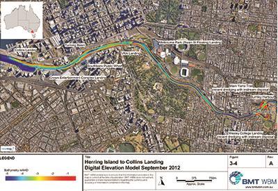 Lower Yarra River Dredge Study