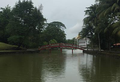 Remediation of Unity Park Lake, Sarawak
