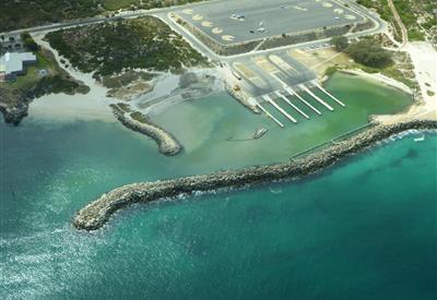 Ocean Reef Maintenance Dredging