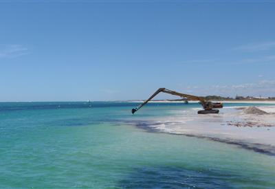 Lancelin Maintenance Dredging