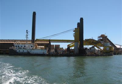 Port Hedland High Spot Dredging