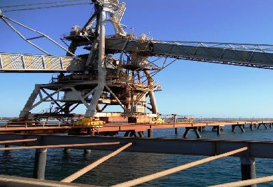 Mooring Analysis for Island Berth of an LNG Regasification Unit