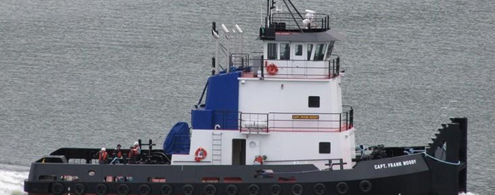 Projects | Shallow Tug - Inclining Tests
